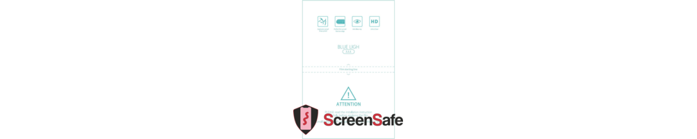 ScreenSafe Anti Blue Light