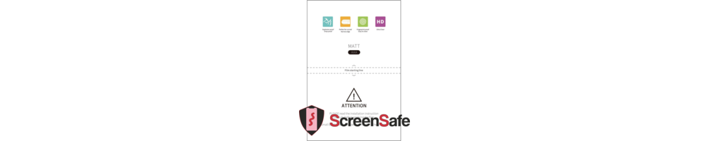 ScreenSafe Mat